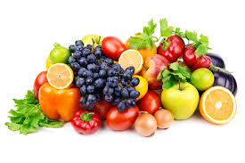 Veg, Salad or Fruit